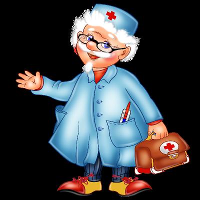 Детский врач - Доктор Айболит