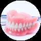 Съемные зубные протезы киев